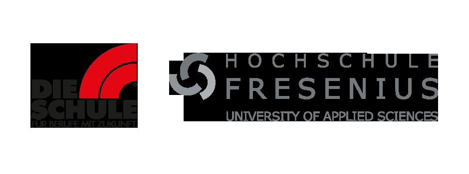 HS_Fresenius_DIE_SCHULE_Logos